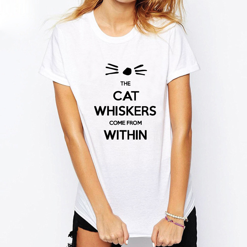 Us 8 41 Dan And Phil The Cat Whiskers Come From Within Fashion Women Men Unisex Puls Size T Shirts Casual Cotton Hipster Funny T Shirt In T Shirts