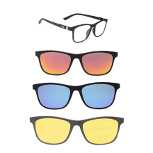 1 Light Blue Blocking Glasses + 3 pcs Sunglasses