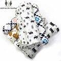 Bebê 100% Algodão Cobertor Musselina Swaddle Panos Pano Capa De Enfermagem Cama Multifuncional Grande Prémio para Recém-nascidos Unissex