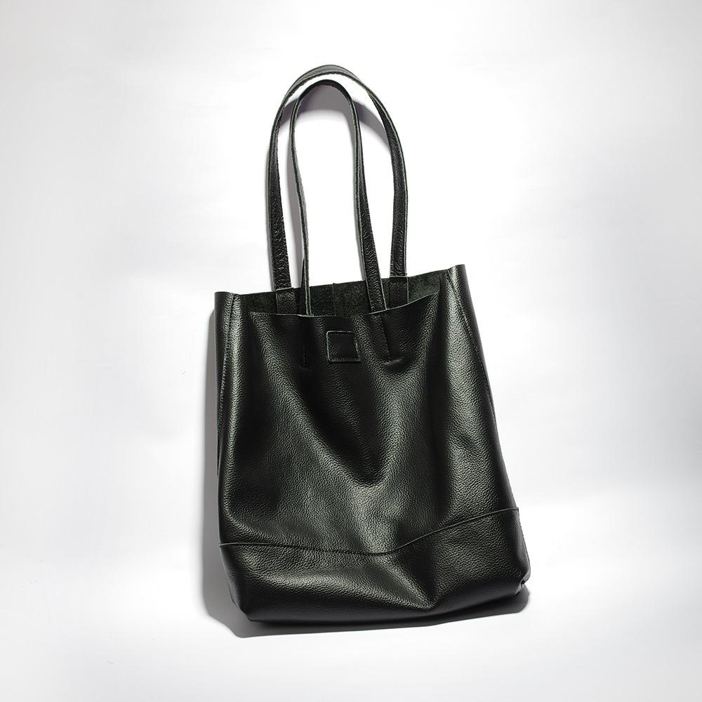 women handbags genuine leather female messenger bags designer casual ladies tote bags Bolsa Feminina (1)