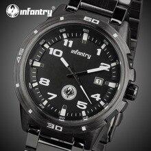 Мужские часы от ведущего бренда, Роскошные военные армейские часы, мужские часы Datejust с датой, часы для мужчин, черный браслет, Relogio Masculino