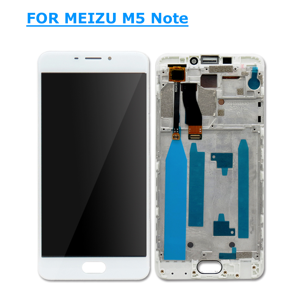 100% New Meilan Note 5 LCD Display +Digitizer Touch Screen