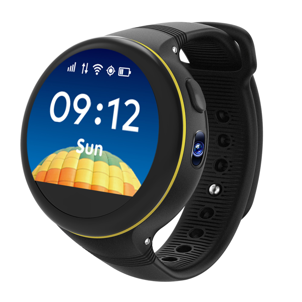 GPS Smart Watch Phone for Kids WiFi Tracking Watch Phone Touch Screen Realtime Multiple Position Global Tracking On-line