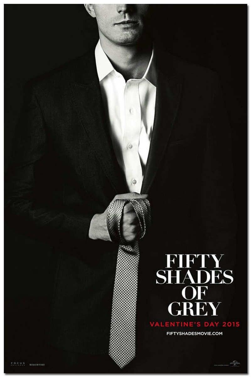 wohnzimmer wand poster : Besten Nizza Benutzerdefinierte Fifty Shades Of Grau Poster