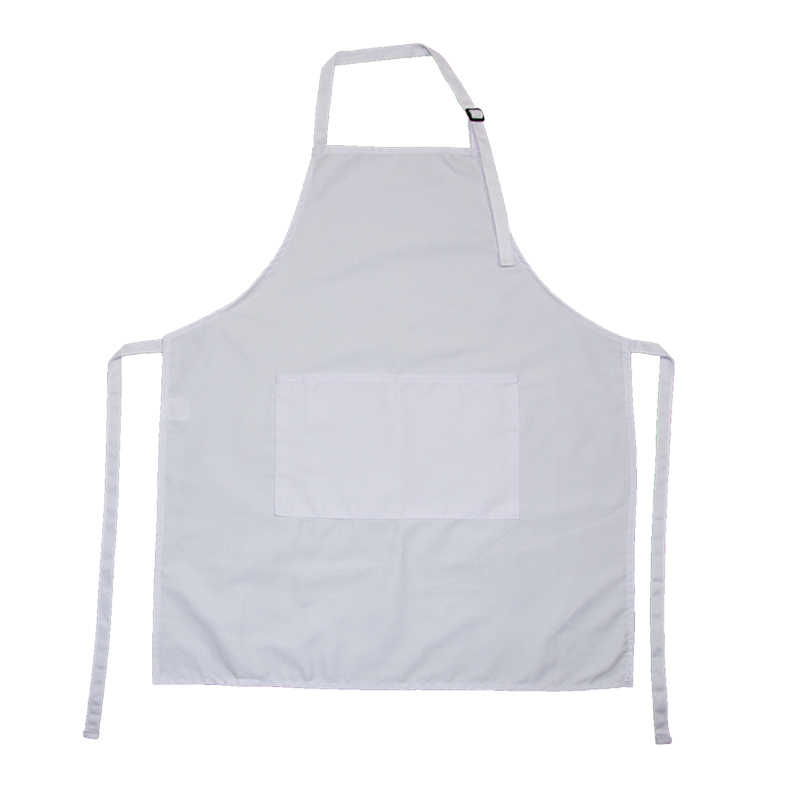 KEFEI New Lady Women White Apron manufacturer cleanroom chef apron pattern  cotton kitchen apron custom pinafore