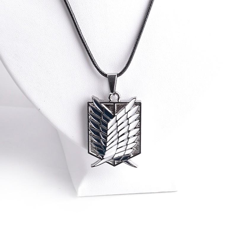 Attack on Titan Emblem Necklaces 2