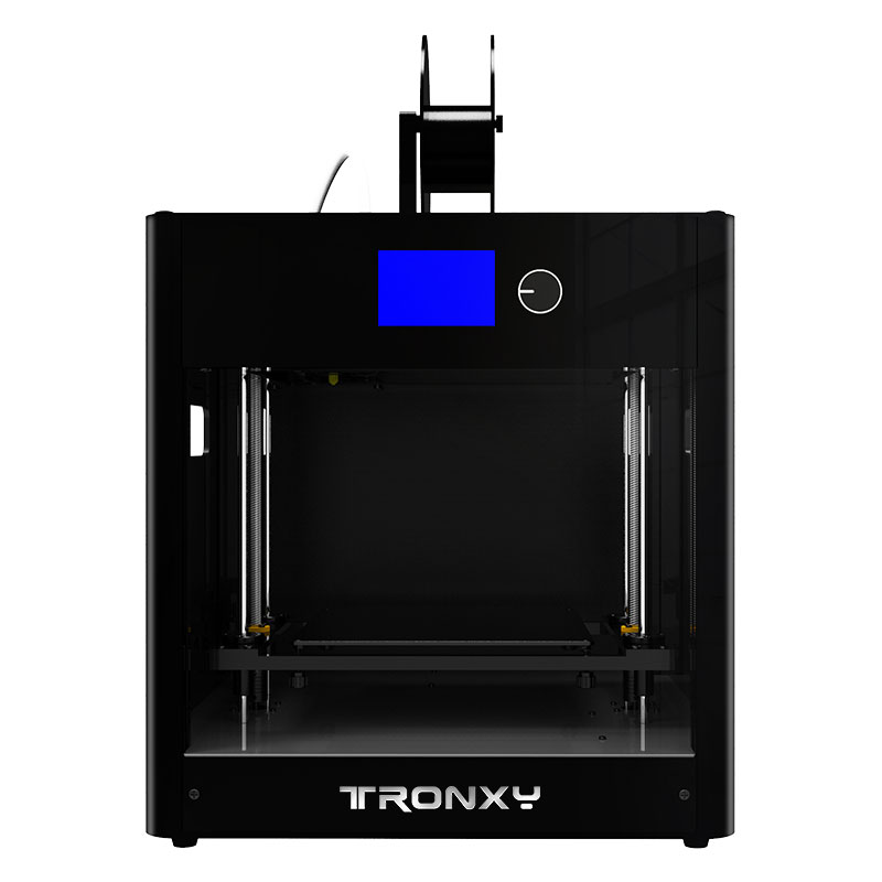 TRONXY integrated machine C5 for kids education hot bed support