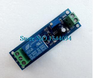 NE555 Delay Monostable Switch Module Time Delay Switch Delay On Vehicle Electrical Delay (12 V)