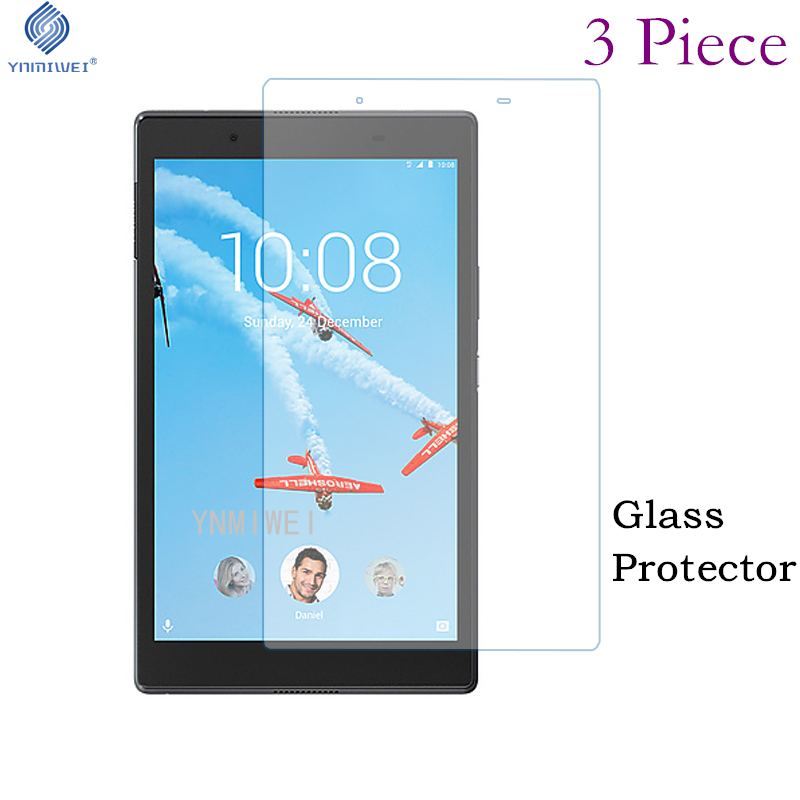 3piece For Tab 4 8.0 Glass Screen Protector For Lenovo TAB4 8 TB-8504N TB-8504F Tempered Glass Protective Films