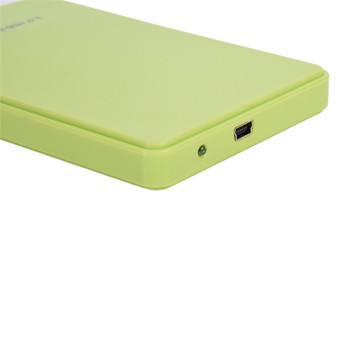 2.5 inch Hd Sata To Usb Case External Hard Drive 1