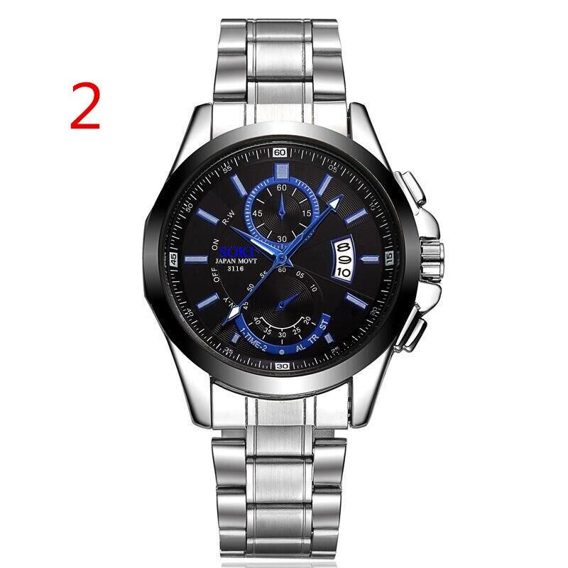 Mens sports and leisure quartz watch, fashion and vitality.48 Mens sports and leisure quartz watch, fashion and vitality.48