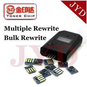 Image 3 - JYD 45K Universal chip de restablecimiento de Tóner para MS811 MS812 MX710 MX711 MX810 MX811 MX812 recarga de cartuchos de tóner de reinicio