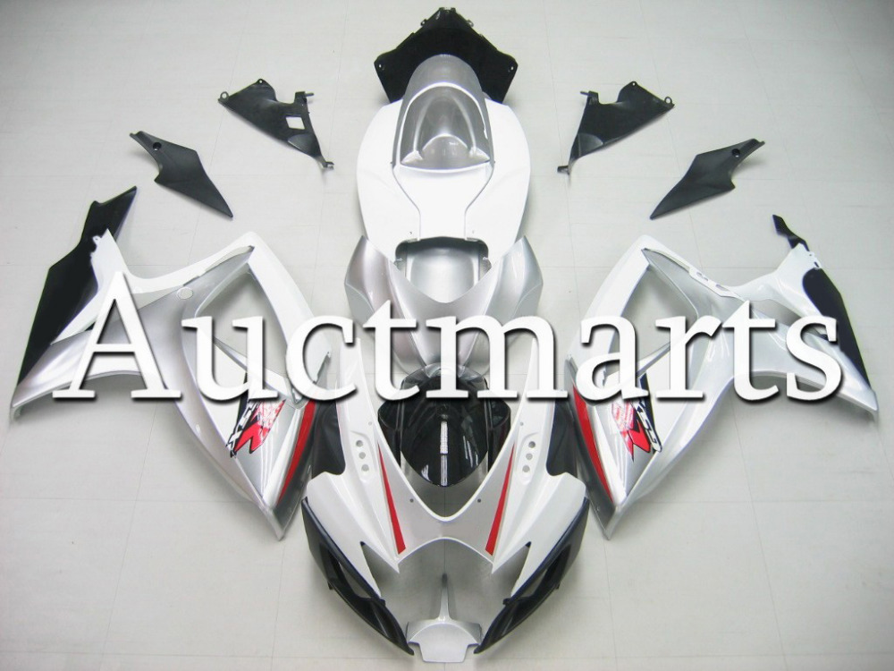 Fit for Suzuki GSX-R 600 2006 2007 ABS Plastic motorcycle Fairing Kit Bodywork GSXR600 06 07 GSXR 600 GSX R600  CB74