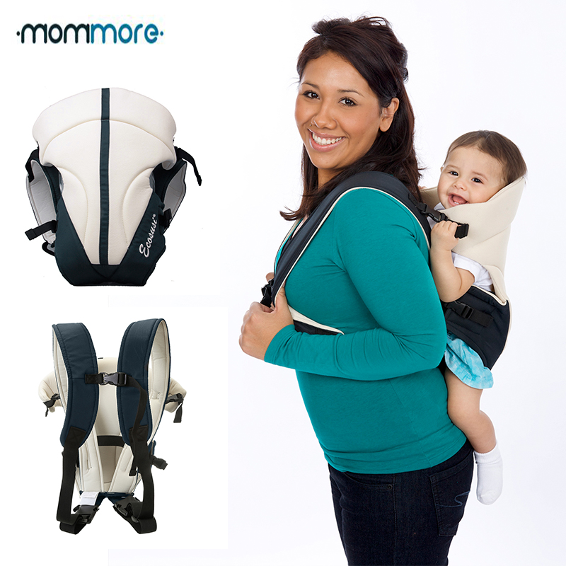 Mommore delante y detrás de Baby Carrier Cream Actualizado 3-14 - Actividad y equipamiento para niños