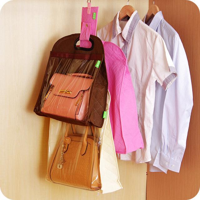 1pc Handbag Dust Cover Bag Protector Bag Storage