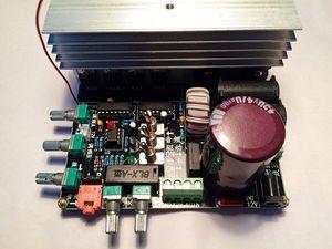 Image 1 - Tesla coil driver board finished music Tesla coil solid state Tesla