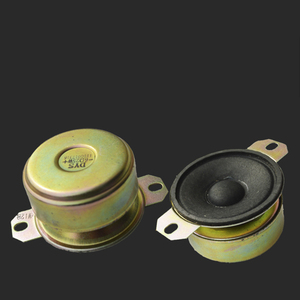 "Image 2 - 2 stks Waterdichte 2 Inch 4/6/8 ohm 15 W 16 W 20 W Treble Luidspreker muur kleine 4R 6R 8R 2 ""Stereo Luidspreker Box DIY"