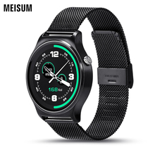 MEISUM 2019 New Bluetooth Smart Watch IPS Screen Life Waterproof Sports Tracker SmartWatch For Apple huawei Android IOS Phones