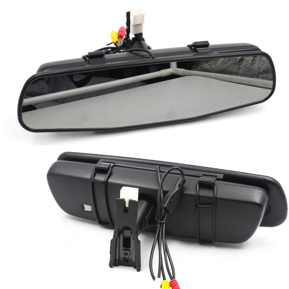 Adeeing 5 pouces voiture miroir moniteur-4:3 Ratio 800x480 résolution 2 entrée vidéo voiture miroir moniteur NTSC commutation automatique r20