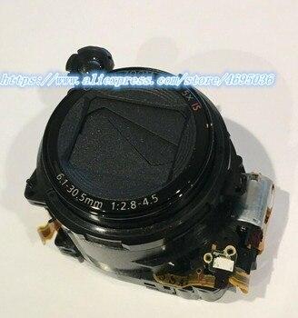90% NOVO original preto lente lente LENTE zoom para Canon G12 G11 G10 não usar peças de reparo da câmera ccd