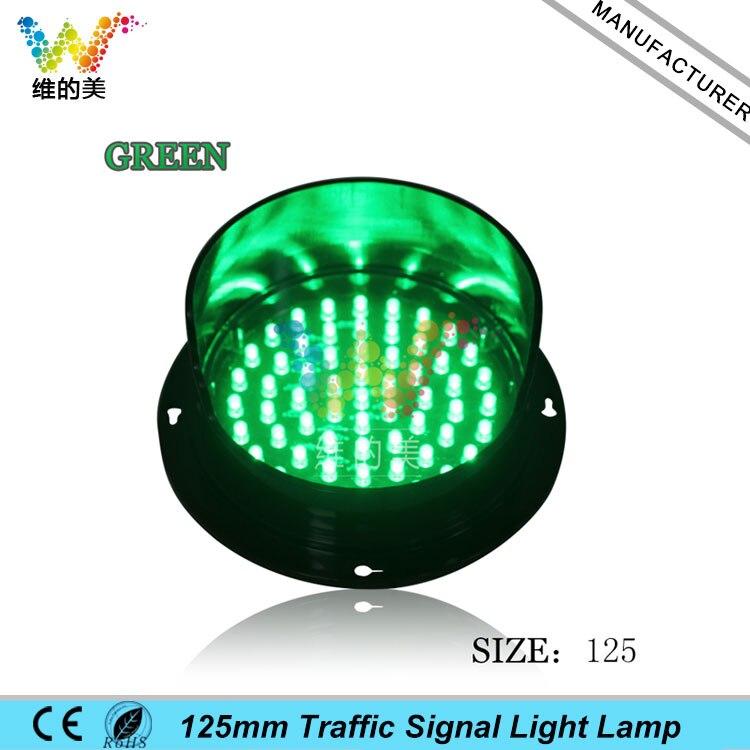 Factory Seller 125mm 5 Inch HK Arrow Traffic Board Light Module Amber Green Cluster DC 12V