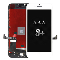 3pcs For AAA Quality 100 Test For Phone 8 Plus LCD Display Touch Screen Replacement With