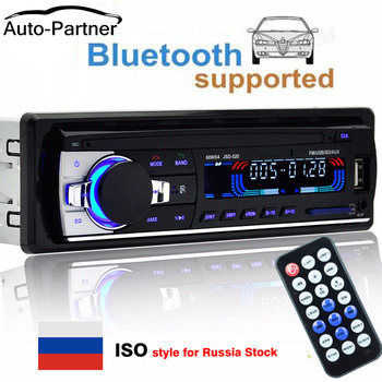Autoradio 12 v Auto Radio Bluetooth 1 din auto stereo Player Telefon AUX-IN MP3 FM/USB/radio remote steuerung Für telefon Auto Audio