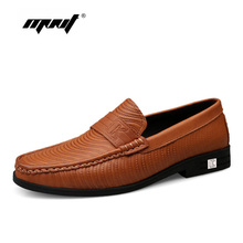 Comfortable Natural Leather Men Shoes Male Business Loafers Mocasin Classic Casual Zapatos Hombre Dropshipping