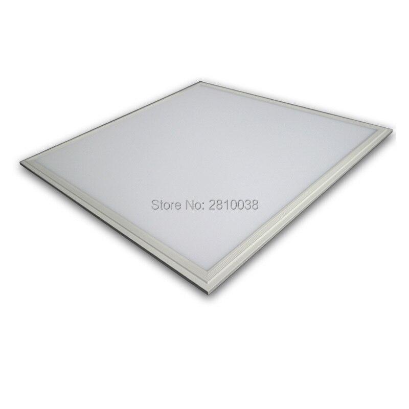 6 pcs lote levou painel de luz 60x60 painel de luz cri80 e diodo emissor de
