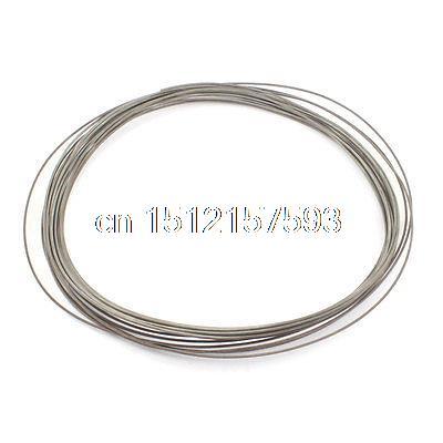 15meter 2.5mm AWG10 Gauge Resistance Heating Coils Resistor Wire benetech digital film coating thickness gauge 0 1800um 0 01mm resolutiongm210 digital paint film iron base thickness gauge meter