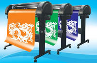 Best Quality Self Adhensive 4ft Vinyl Cutters Printed Sticker Cutting Plotter With Laser Optical Sensor