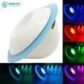 LED Night Light Unique UFO Shape led Touch Sensor light Screen Mood Lamp 256 Colors Colorful Light Atmosphere Table Lamp