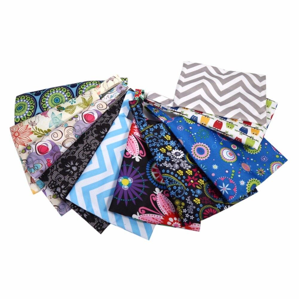 Mama Cloth Inner Washable Reusable Feminine Hygiene Menstrual Panty Liner Wet Bag Cloth Sanitary Nappy Maternity Pouch