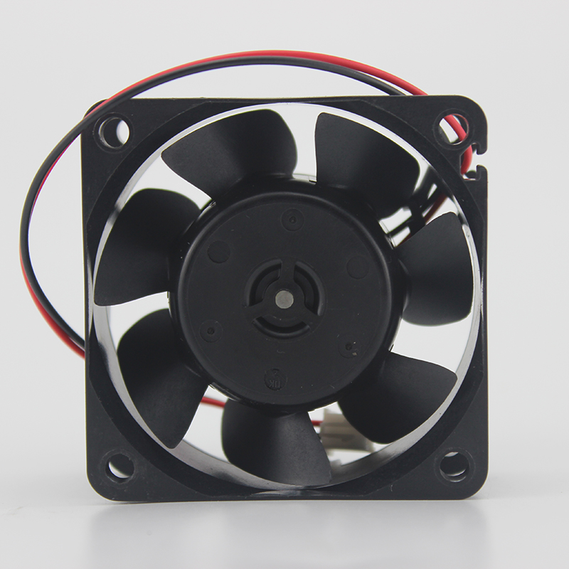 Nidec Original D06T-12PS2 12V 0.25A 6CM 6025 dual ball bearing cooling fan 60*60*25mm