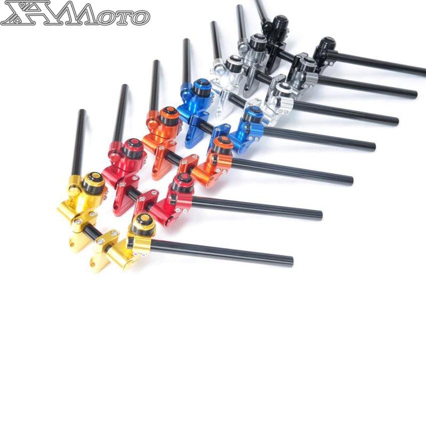 CNC Moto guidon pour Yamaha TMAX530 T MAX530 TMAX500 CNC garniture robinet direction pour séparer le guidon dans Leviers, Cordes et Câbles de Automobiles et Motos