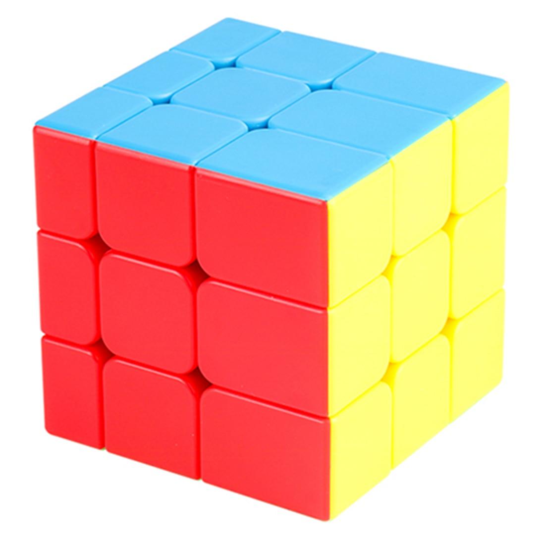 Moyu Cubing Classroom  Mofang Jiaoshi Inequilateral Magic Cube Educational Toys For Brain Trainning Colorful Stickerless