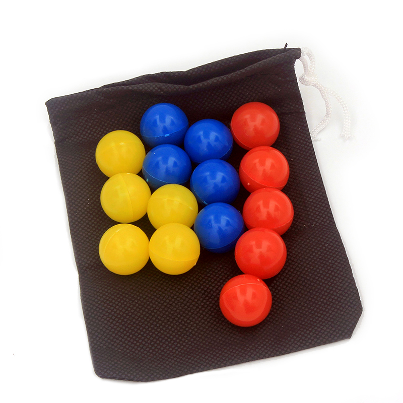 Plastic Toy Balls : New arrival montessori materials math toy plastic