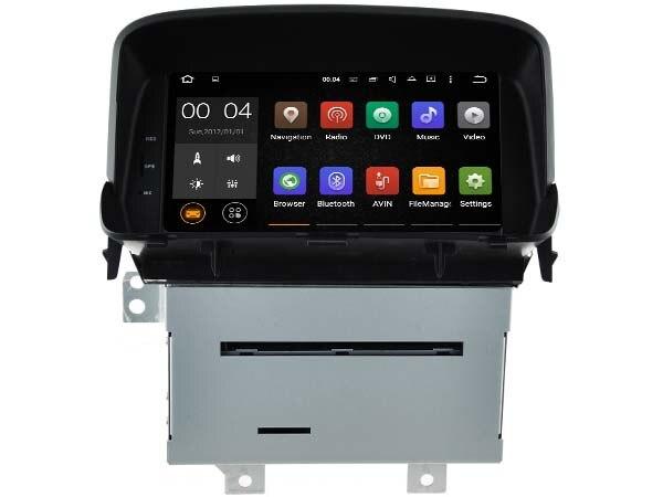 Android7.1.1 2 GB 1024*600 8 pulgadas HD reproductor de DVD de coche para Opel mokka GPS navegación Radio Estéreo unidades principales multimedia grabadora