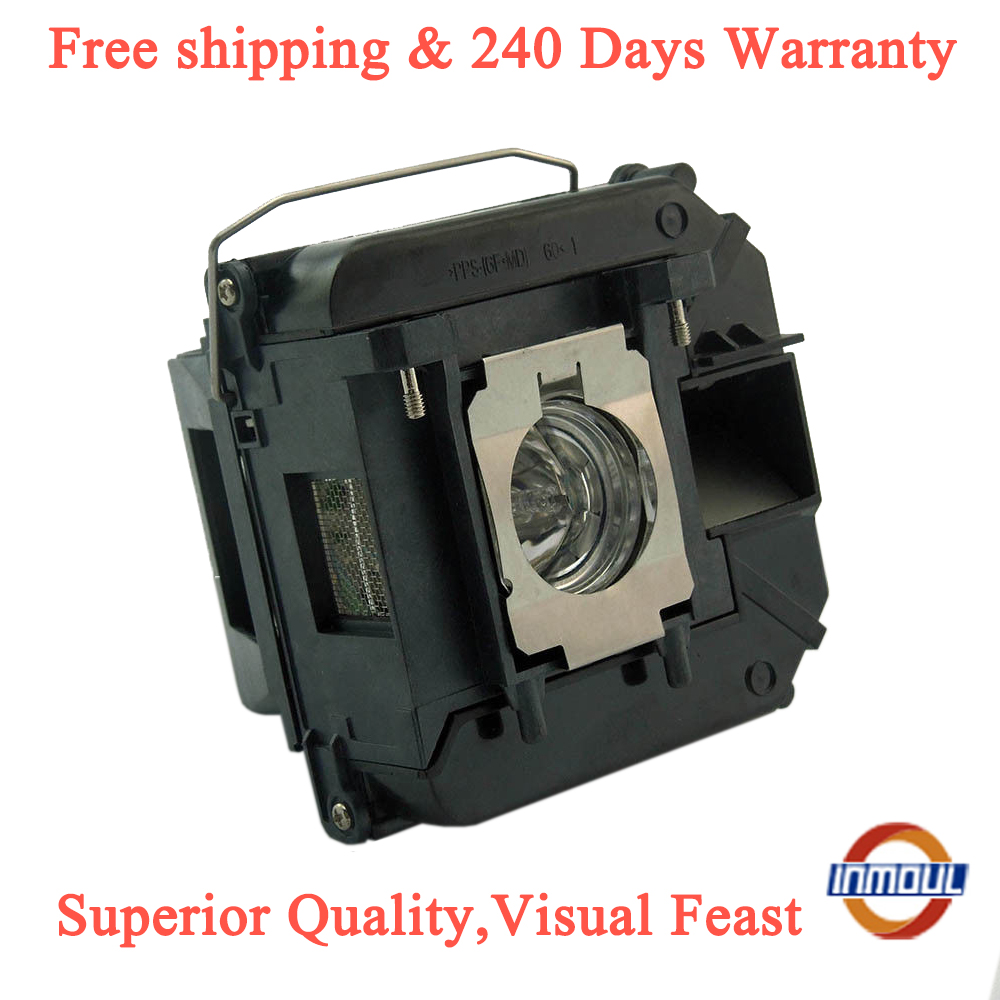 Inmoul A+ Quality And 95% Brightness Projector Lamp For ELPLP68 For EH-TW5900 EH-TW6000 EH-TW6000W EH-TW6100 PowerLite HC3010
