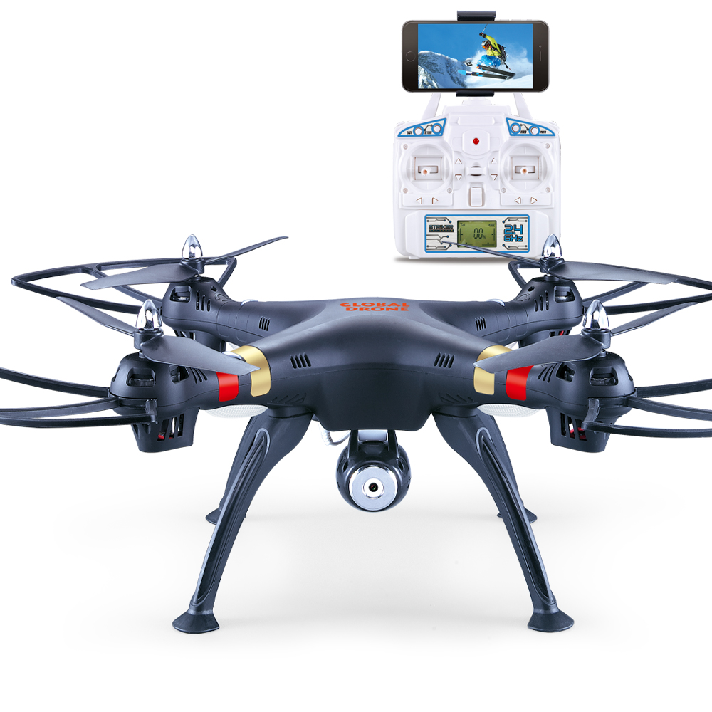 NEW Arrival Top Equipped GW180 Original RC Drone Remote Control 2 4G 6 Axis Quad Copter