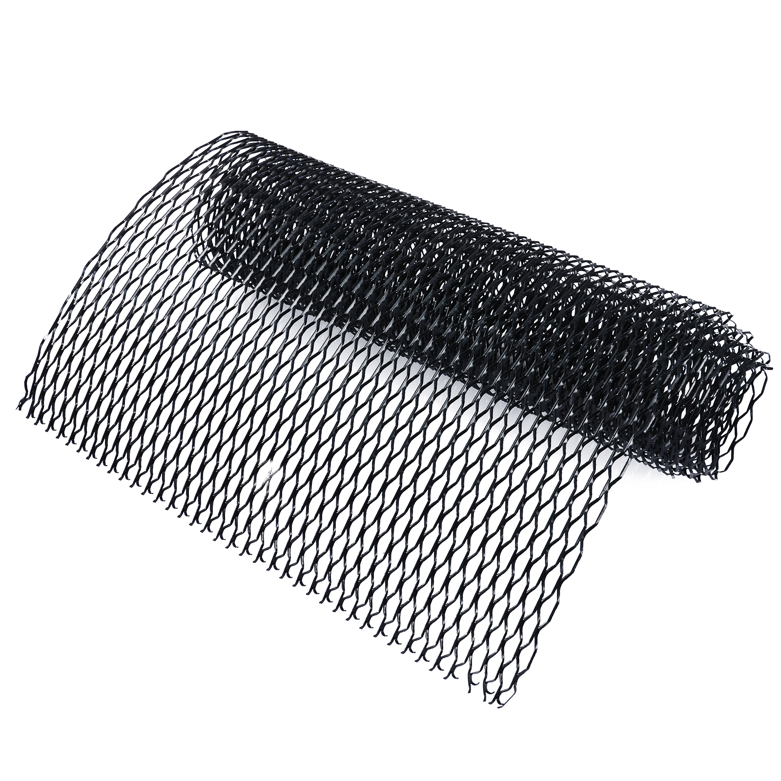 For Car Exterior Protection 1pc 100x33cm Black Universal Car Vehicle Body Grille Net Aluminum Mesh Grill Section Mayitr|Racing Grills| |  - title=