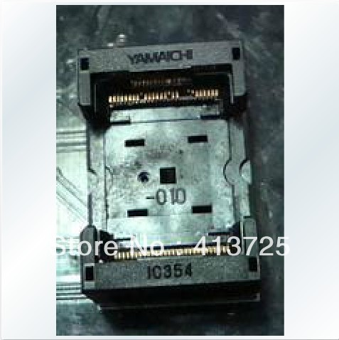 YAMAICHI imported TSOP56 burn test seat IC354-0562-010 adapter ic xeltek programmers imported private cx3025 test writers convert adapter