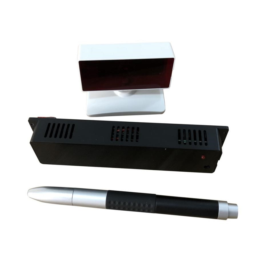 Multi Writing Finger Touch Portable Interactive Whiteboard Electronic USB Smart Board Office Board Easy Installation