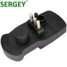 SERGEY High Quality Air Flow Meter Potentiometer Sensor For MERCEDES W201 W124 W126 W461 R107 3437224035 недорого