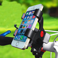 High Quality 360 Degree Rotatable Bicycle Bike Phone Holder Handlebar Clip Stand Mount Bracket For iPhone for Samsung z35