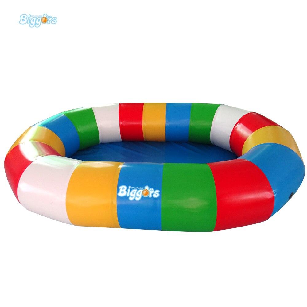 Надувные бассейны надувной аквапарк коммерческих Применение