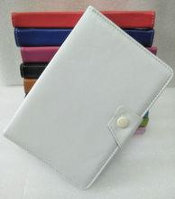 """Gratis película + sylus + soporte universal pu del tirón del cuero case cubierta para 7 """"wize 3797 3g pmt3797 prestigio multipad tablet envío gratis"""