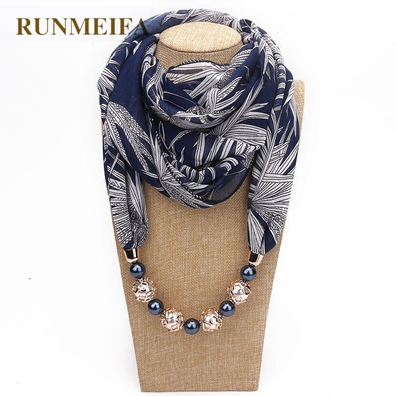 Jonecal Women Leopard Print Scarf Elegant Retro Long Shawl Warm Multi-Purpose Scarves