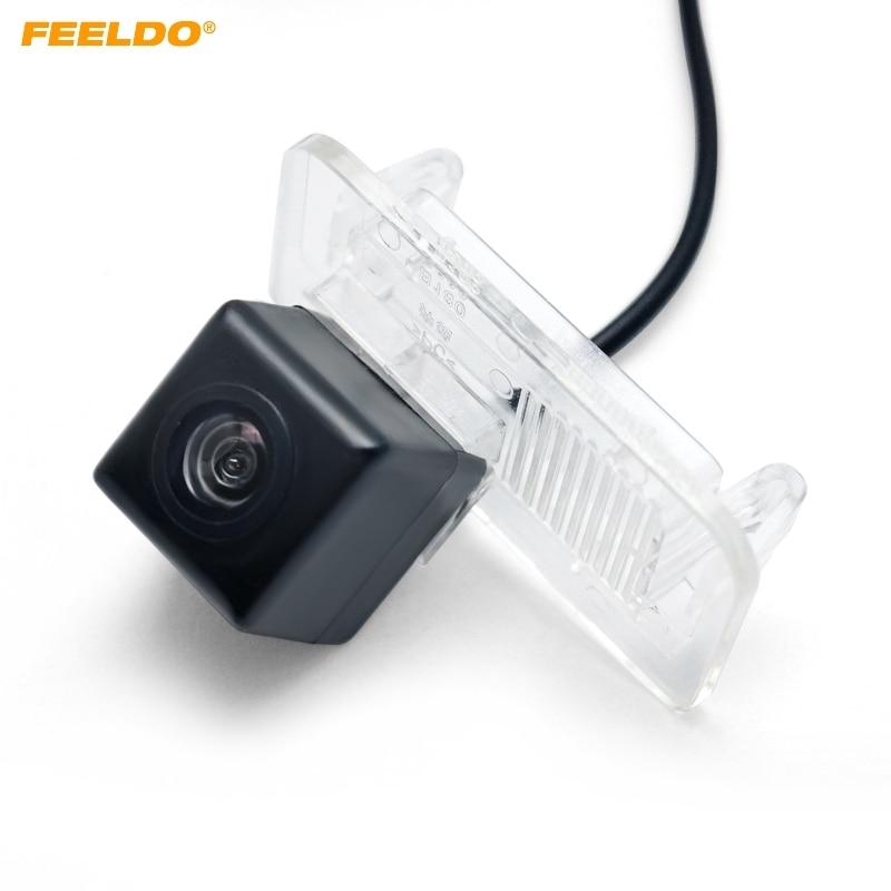 FEELDO Special Rear View Car Camera For Mercedes Benz B200 All Series Reverse Backup Camera