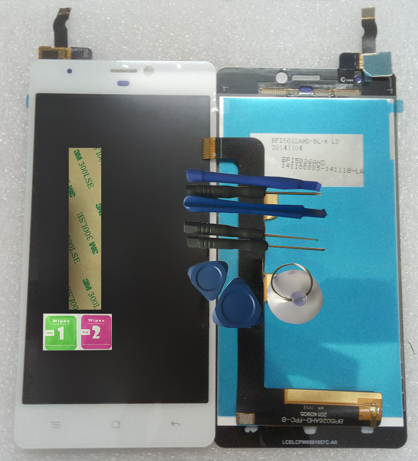 New For BPI5026AHD-FPC-B LCD Display With Touch Screen LCF80501057 Digitizer Replacement With ToolsNew For BPI5026AHD-FPC-B LCD Display With Touch Screen LCF80501057 Digitizer Replacement With Tools